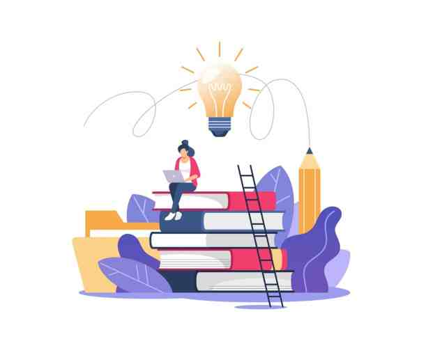 shutterstock_1463537591 book reading idea