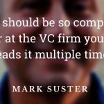 Mark Suster Quote