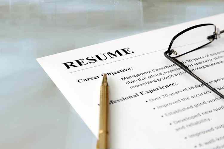 shutterstock_105088013 job resume cv candidate