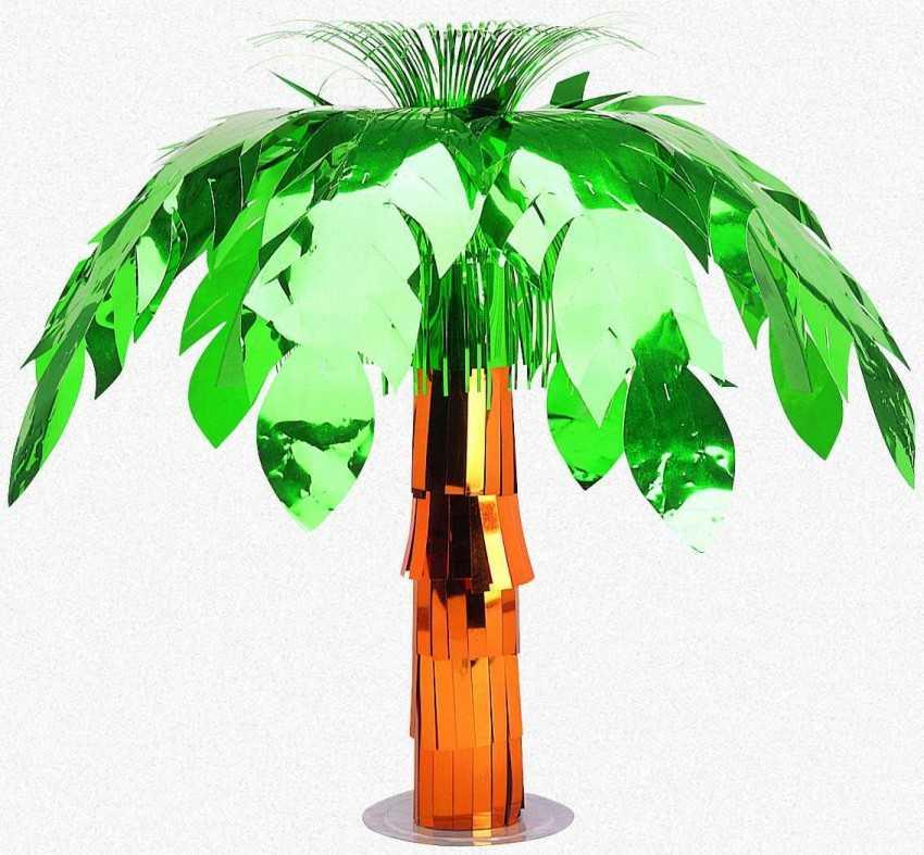 пальмы из пластиковых бутылок картинки становится