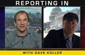 Reporting In: Steve Horn
