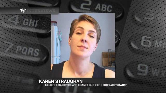 Karen of GirlWritesWhat interview -