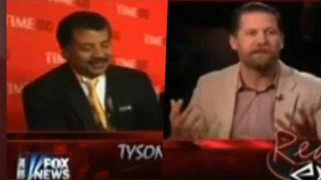 Neil DeGrasse Tyson Targeted By Fox News' House Racist
