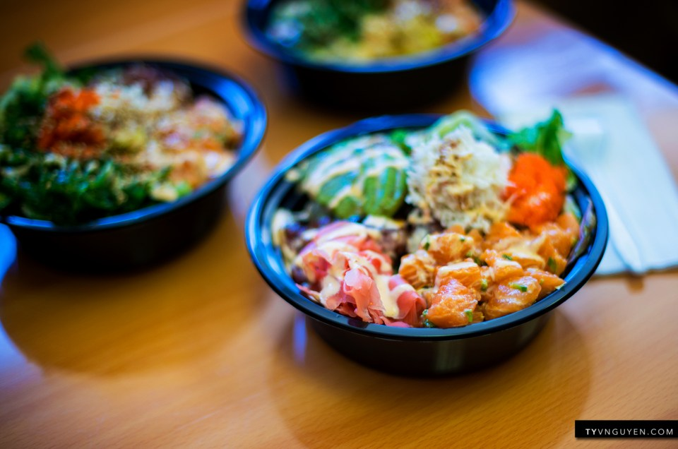 Ahi Poke Bowl Is The New Must Try