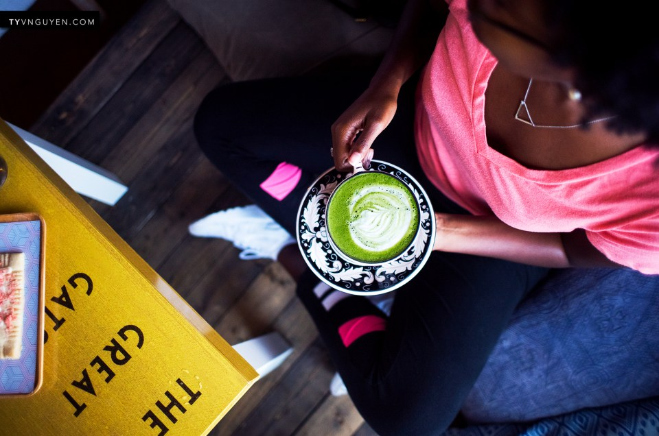 The Factory Cafe Brings Soul And The Mighty Viva Matcha Latte