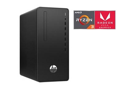 HP 295 G6 -294R2EA (AMD Ryzen™ 3 PRO 3200G/8GB/256GB/DOS) - Desktop PC
