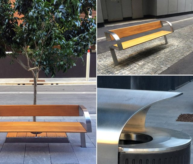 City Of Sydney Public Domain Furniture Roll Out Commences