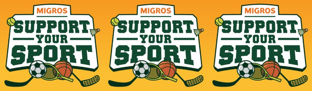 #Support your sport
