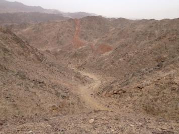 Mordor (A Point Where We Were In Israel Seeing Saudi Arabia, Egypt, and Jordan