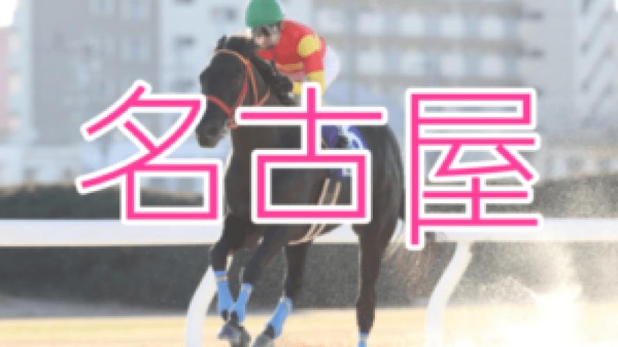 2020 名古屋 トルマリンオープン 予想 カツゲキキトキト・サムライドライブ揃うが、ポルタディソーニ◎