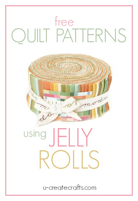 Free Quilt Patterns Using Jelly Rolls : quilt, patterns, using, jelly, rolls, Jelly, Quilt, Patterns, Create