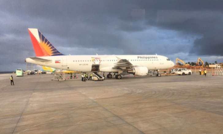 フィリピン航空 機体