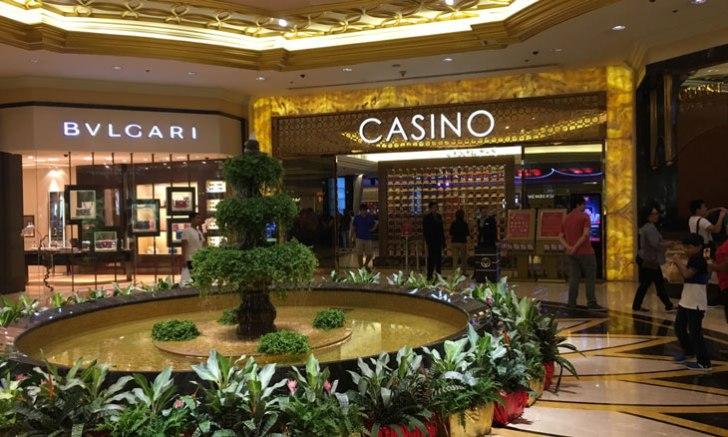 Resorts World Manila(リゾート・ワールド・マニラ)エントランス