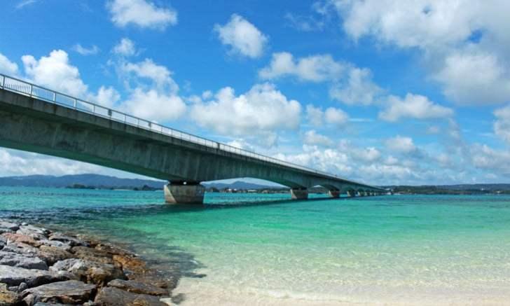 沖縄本島北部 古宇利ビーチ