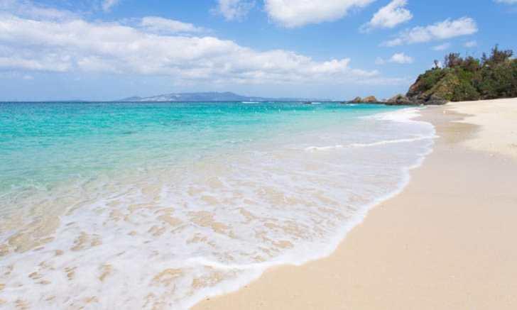 沖縄本島北部 ミッションビーチ