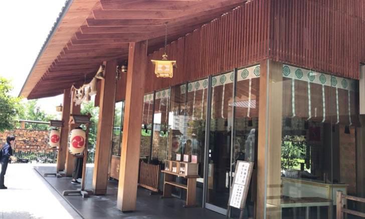 神楽坂 赤城神社 拝殿