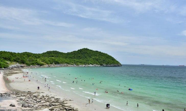 チャーン島 ホワイトサンド・ビーチ