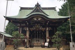 高田馬場のパワースポット!学生街にある『新宿 諏訪神社』に参拝してきた