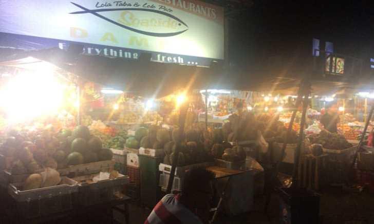 シーサイドマーケットDampa