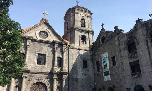 【フィリピン】世界遺産サン・アグスチン教会はマニラNO1の観光スポットだった
