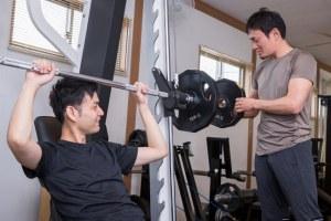 【英語】ジムにて「筋トレ・トレーニング」で使えるセンテンス一覧