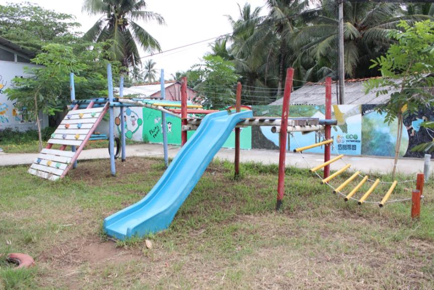 OCIP vietnam playground before