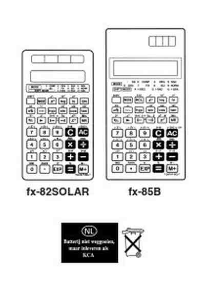 CASIO FX 85ES SCIENTIFIC CALCULATOR Calculator download