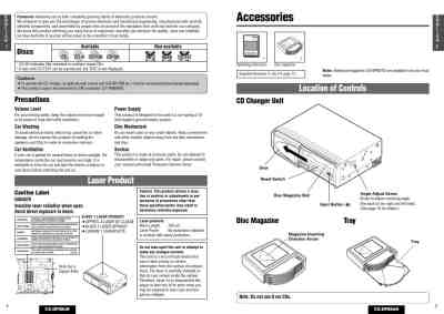 PANASONIC CX-DP880 Car radio download manual for free now