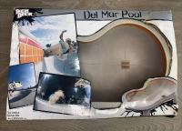 tech deck del mar pool mini skate park piscine gris 48 cm. Tony Hawk Accessories Action Figures Mercari