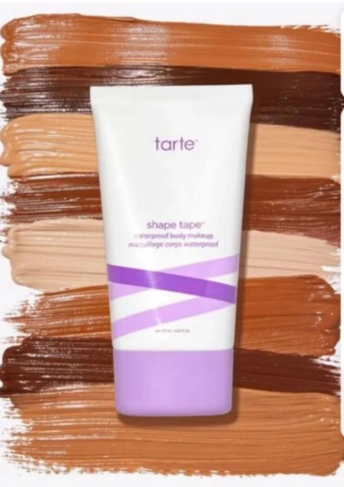 Tarte Body Makeup Mercari