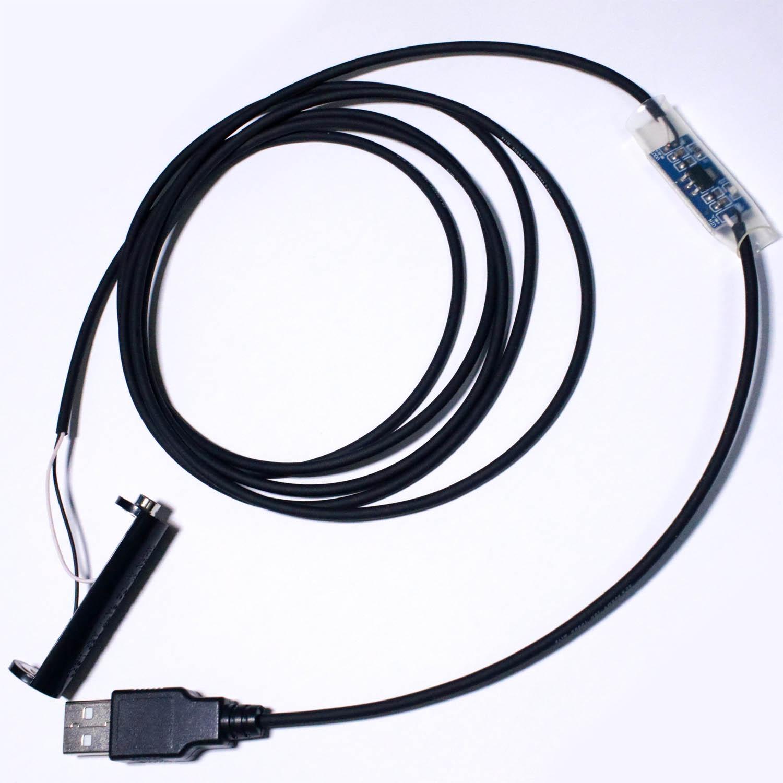 単3形1本用USBケーブル