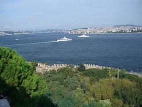 宮殿 海峡