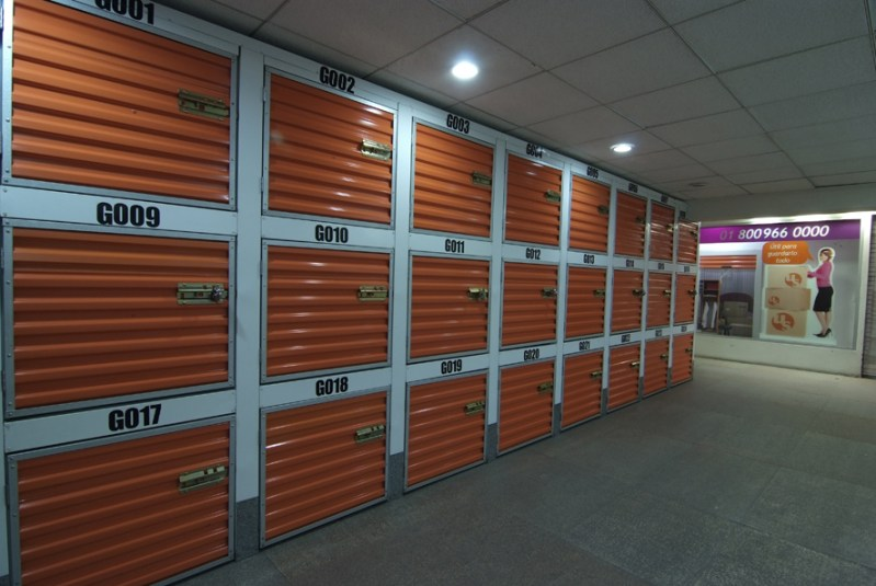 U-Storage Lockers