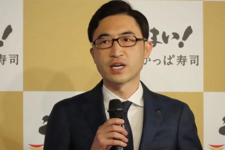 カッパ・クリエイト 代表取締役社長の田邊公己氏