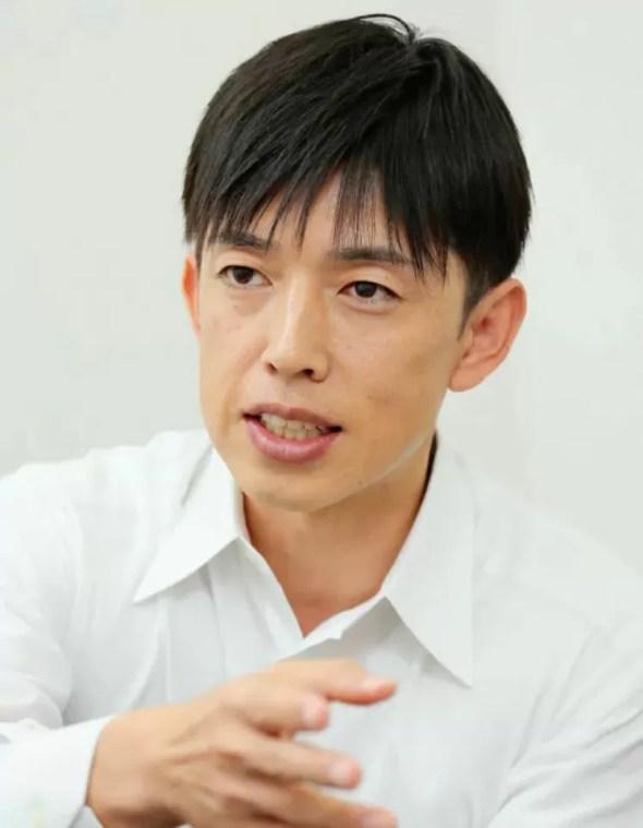 東祥の沓名裕一郎社長 出典:日本経済新聞社