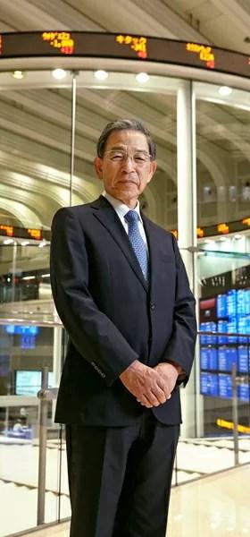 清田瞭社長