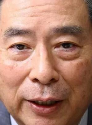 SBIホールディングスの北尾社長 出典:東洋経済