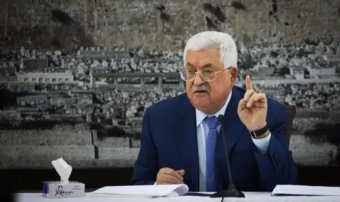 PA chief Mahmoud Abbas