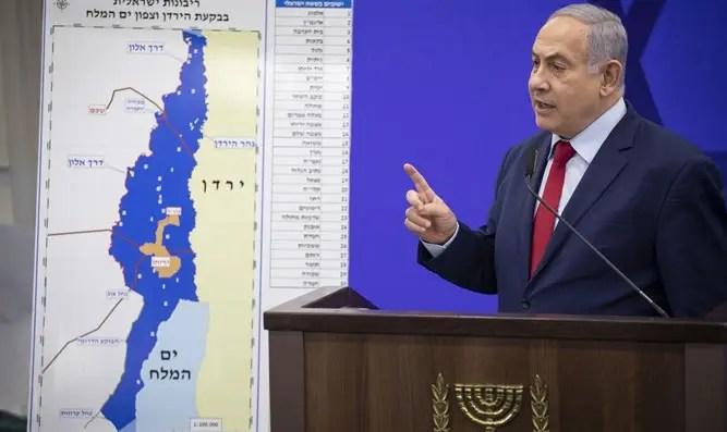 Rabbinical Alliance of America endorses sovereignty plan - Inside Israel