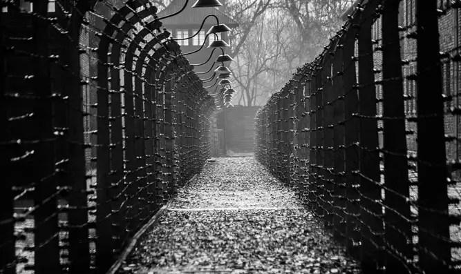 Holocauste. Camp de concentration d'Auschwitz