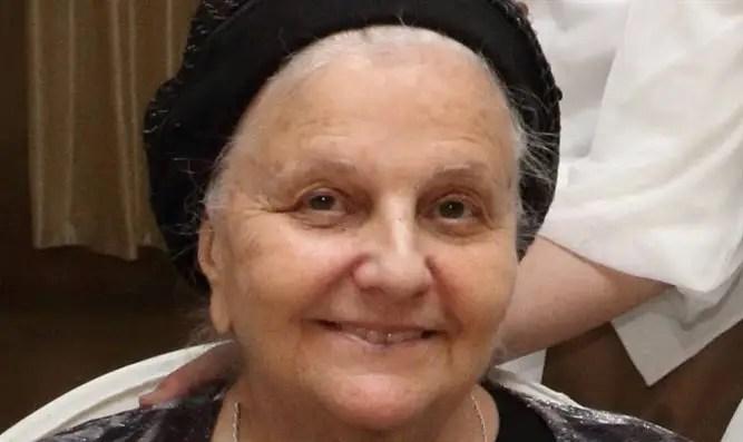 הרבנית מרים לוינגר