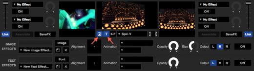 salvare immagini e video in serato video