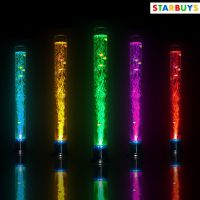 LARGE 150CM 5FT Bubble Fish Water Tube Lamp Changing LED ...