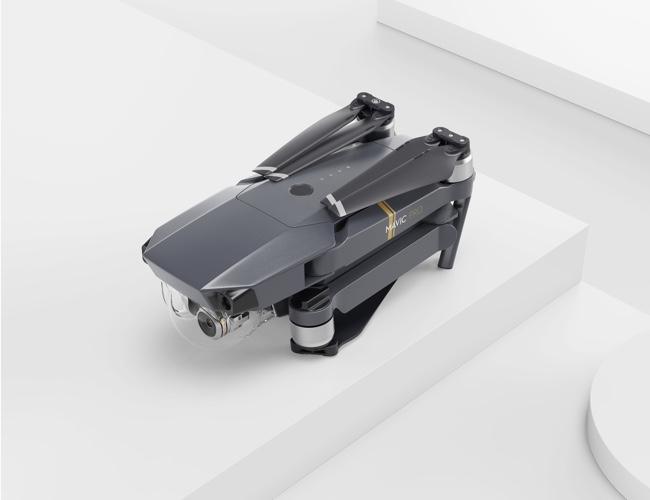 DJI Mavic Pro - Wind Resistant Drone