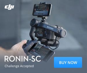 DJI Ronin SC
