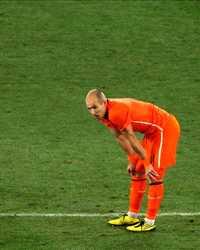 FIFA World Cup : Arjen Robben (Netherlands) -  (Gettyimages)