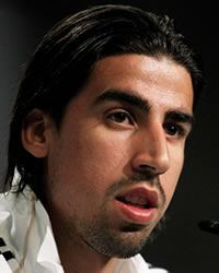 Sami Khedira,  Germany (Getty Images)