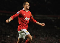 EPL: Javier 'Chicharito' Hernandez - Manchester United (Getty Images)