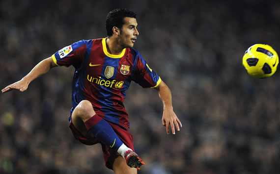 Pedro - Barcelona (Getty Images)