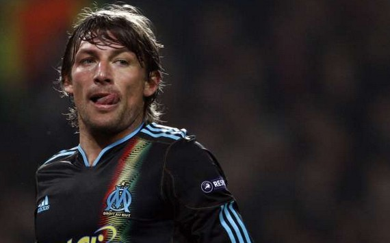 Champions League : Gabriel Heinze (Olympique de Marseille)